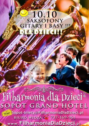 Filharmonia dla dzieci  - , 10 października 2021 (niedziela)