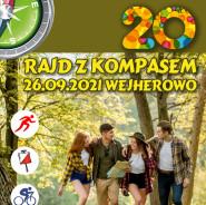 XX Jubileuszowy Rajd z Kompasem