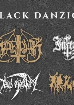Black Danzig III: Marduk, Infernal War, Deus Mortem, Arkona, Valkyrja