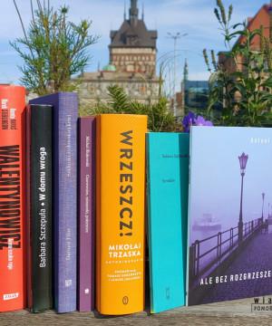Wieczór literacki z autorami nominowanymi do Nagrody Literackiej Wiatr od Morza