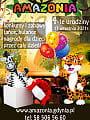 4-te urodziny Sali Zabaw Amazonia