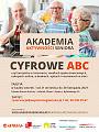 Akademia Aktywności Seniora - cyfrowe ABC