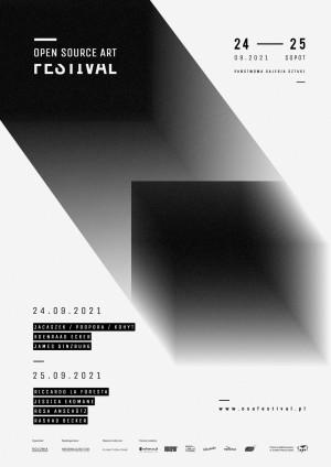 Open Source Art Festival 2021 - , 24 - 25 września 2021
