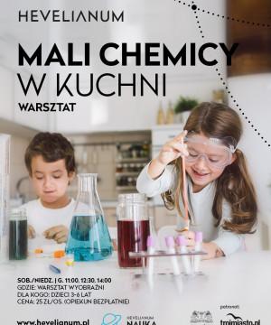 Mali chemicy w kuchni