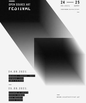 Open Source Art Festival 2021