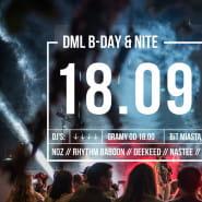 Bit miasta Dml B-Day & Nite
