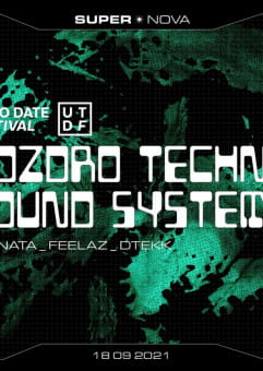 Pozdro techno sound system: Alienata (esp)