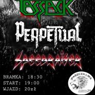 Thrash w Paszczy Lwa: Tassack + Perpetual + Speedraiser