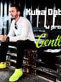 "Kuba Dąbrowski w programie pt. ""Gentleman"""