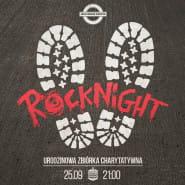Rock Night: Urodziny Jacy - Zbiórka charytatywna