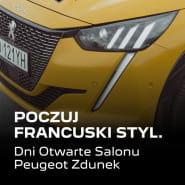 Poczuj francuski styl w Peugeot Zdunek Gdańsk