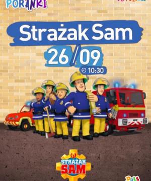 Filmowe Poranki: Strażak Sam cz. 1