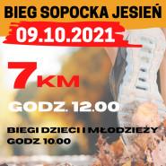 Sopocka Jesień - Bieg na 7 km