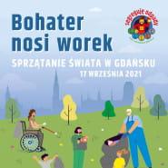 Sprzątanie Świata w Gdańsku