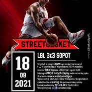 Streetball LBL 3x3 Sopot