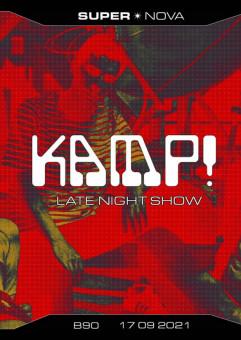 Supernova: Kamp! - live!