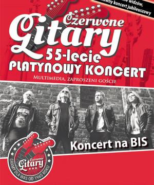 Czerwone Gitary - Platynowy Koncert na BIS