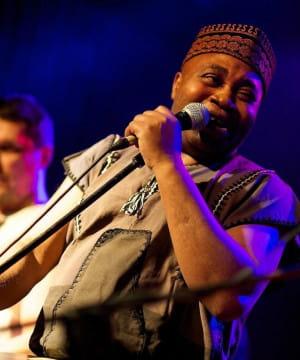 100. koncert w ramach cyklu Metropolia jest Okey - Ikenga Drummers