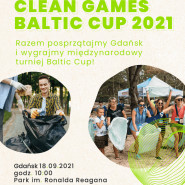 Clean Games Baltic Cup 2021