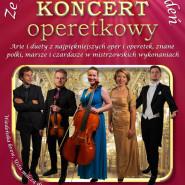 Koncert operetkowy - Ze Straussem przez Wiedeń