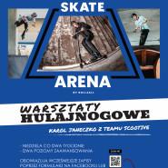 Warsztaty jazdy na hulajnodze w Skate Arenie!