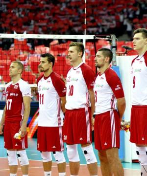1/2 ME Siatkarzy: Polska-Słowenia