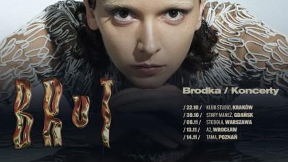 Bilety na koncert Brodki