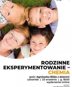 Webinar: Rodzinne experymentowanie - chemia