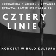 Cztery Linie - koncert na 4 basy