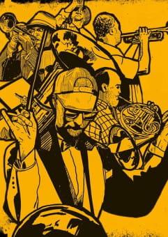Koncert Polskiej Muzyki Filmowej z L.U.C. & Rebel Babel Film Orchestra