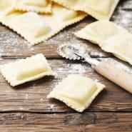 Warsztaty kulinarne dla dzieci - Włoskie ravioli