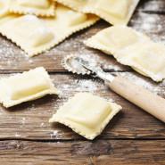 Warsztaty kulinarne dla dzieci Włoskie ravioli