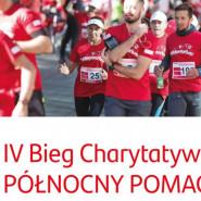 "IV Charytatywny Bieg ""Północny pomaga"""
