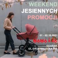 Weekend Jesiennych Promocji
