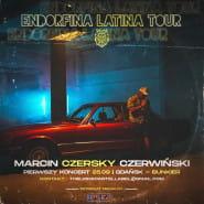 Marcin Czersky Czerwiński - Endorfina Tour 2021