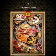 Tapas Night w restauracji Treinta y Tres