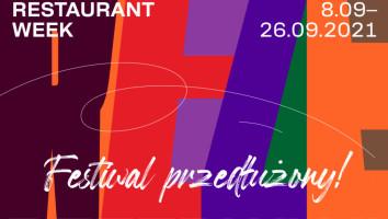 Trzy podwójne zaproszenia na Restaurant Week