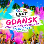 Kolor Fest Gdańsk - Dzień Kolorów Holi w Gdańsku!