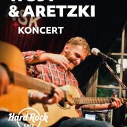 Koncert Wojt&Aretzki