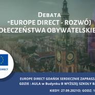 Śniadanie z Europe Direct