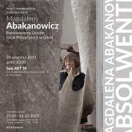 Magdalena Abkanowicz: Absolwentka