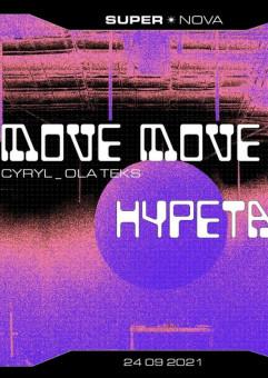 Move Move: Cyryl x Ola Teks (Elektryków) | Hypetalk (Plener 33) | Ici Colo (B90)