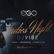 Ladies Night Dj Vibe