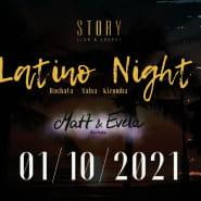 Latino Night W STORY //01/10/2021