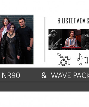 Koncert Nr90 & Wave Packet