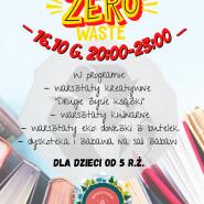 Warsztaty zero waste Drugie życie książki