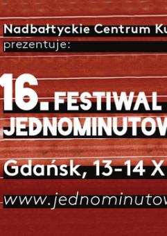 16. Festiwal Filmów Jednominutowych