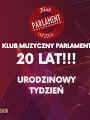 20 Urodziny Klubu Muzycznego Parlament