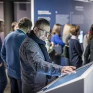 Gdynia - dzieło otwarte - oprowadzanie po wystawie