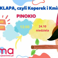 Kolorowe Podwórko, Teatr KLAPA Pinokio